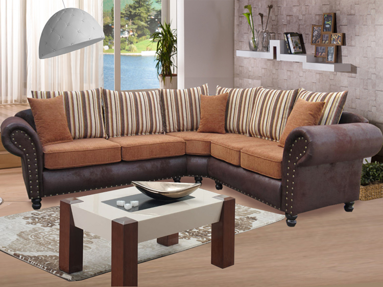 Ecksofa kolonialstil bettfunktion  Sofa Kolonialstil & Sofa Landhausstil kaufen | OS-LivingComfort.com