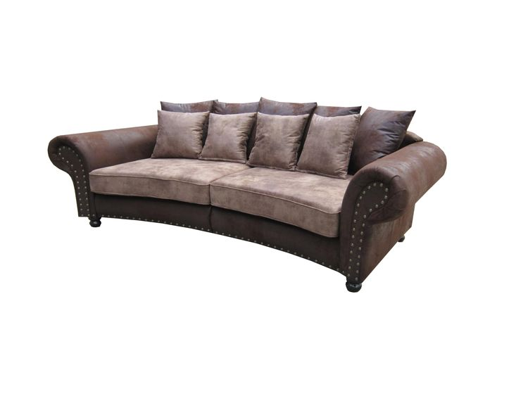 Big sofa kolonialstil sofa design nadja smart sofa for Ohrensessel york big
