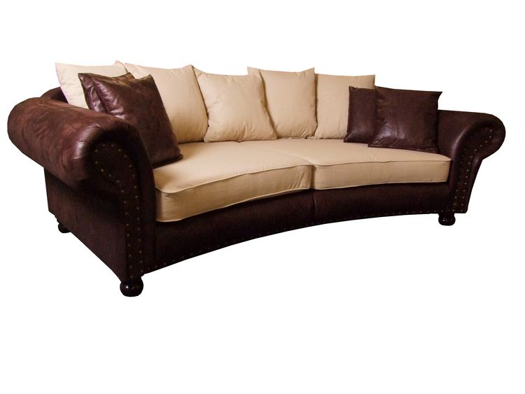luxus big sofa hawana rund