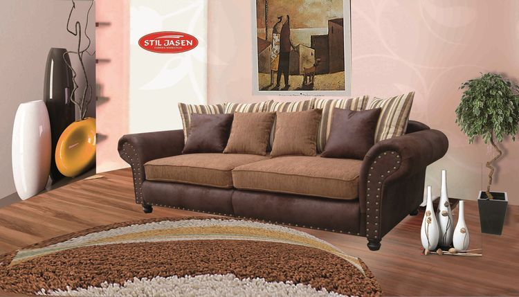 Big Sofa Kolonialstil Big Sofa Hawana 2 Kolonial